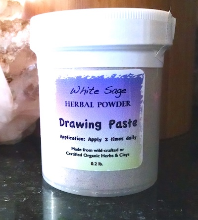 Drawing Paste 4oz Jar